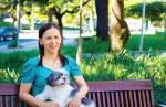 Cega desde  a infância,  escritora dá exemplo de superação  em Lafaiete