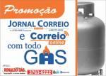 Promoção do Jornal CORREIO e Ronaldo Gás dá uma recarga por  semana para os assinantes