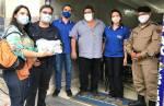 Polícia Militar devolve respiradores reparados às unidades de Saúde de Lafaiete